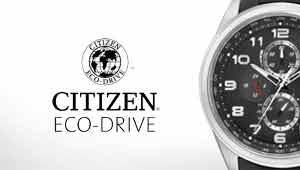 Citizen Watches at Goldsmiths Banner