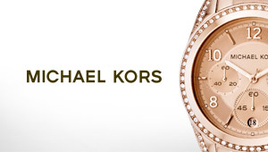 Michael Kors Watches at Goldsmiths Banner