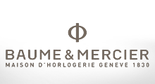 Baume & Mercier Watches at Goldsmiths banner