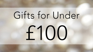 Gifts for under £100 from Goldsmiths banner